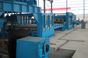 Thick Plate Cut-To-Length Line (Plate CTL Line Machine)