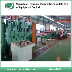 Heavy Duty Thick Plate Slitting Line