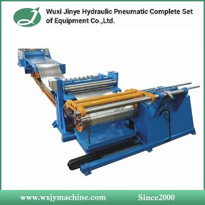 Simple Structure Slitting Machine for Thin Sheet